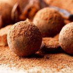 Recette de truffes au chocolat caramel pour les fêtes de fin d'année