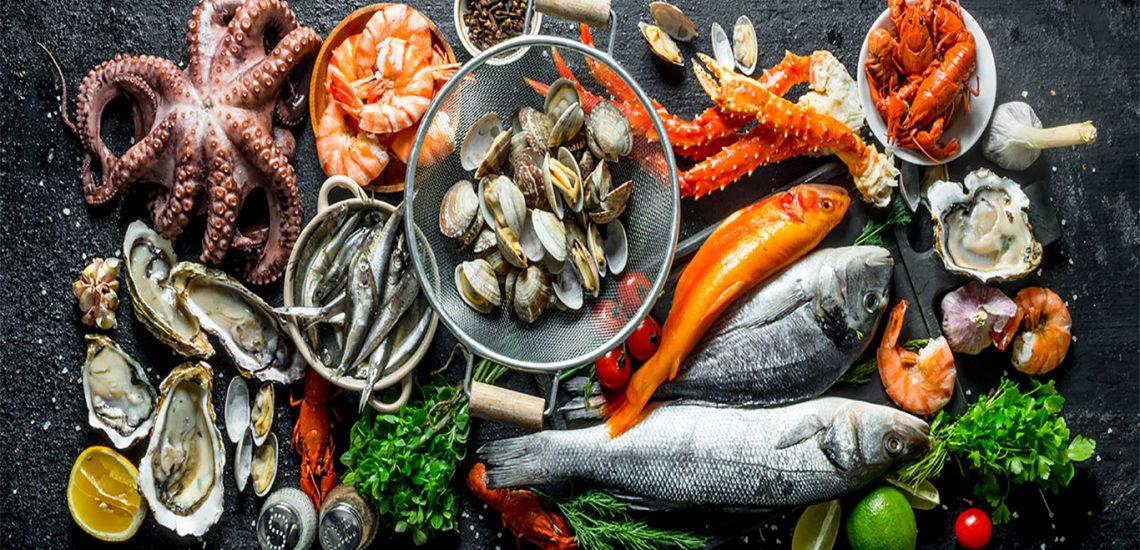 consommer de saison poisson et fruits de mer